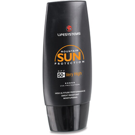 Lifesystems Mountain SPF50+ Sun Protection 50ml